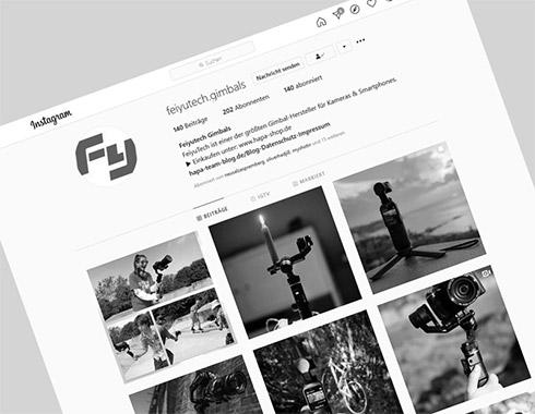 Instagram Ads und Content / Suite717 - Social Media Marketing und Content Marketing